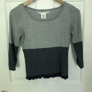 Max Studio 3/4 Sleeves Shirt